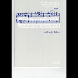 Pilling - Harmonisatie van melodieën met de klavier