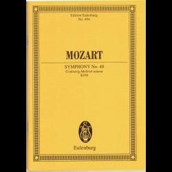 Mozart - Symphonie n°40