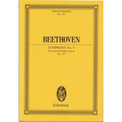 Beethoven - Sinfonie n°9