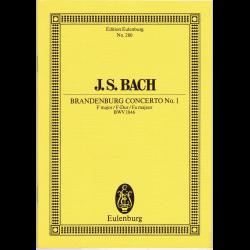 Bach - Concerto brandebourgeois