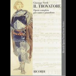 Verdi - Il Trovatore -opéra (chant et piano)