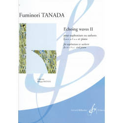 Tanada - Echoing waves II - euphoinium/saxhorn