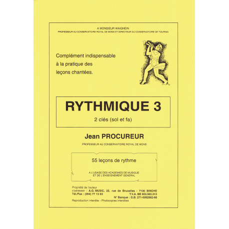 Procureur - Rythmique - 2 keys