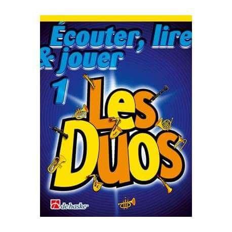 Ecouter, lire & jouer Les duos clarinette