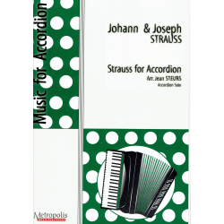 Strauss for accordion