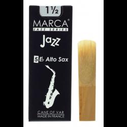 Anches Marca Jazz pour saxophone alto