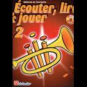 Ecouter, lire & jouer trompette 2