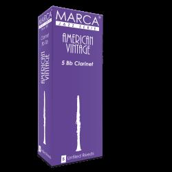 Rieten Marca American Vintage voor Bb klarinet