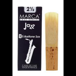 Anches Marca Jazz pour saxophone baryton