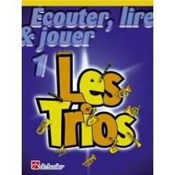 Ecouter, lire & jouer Les trios clarinette
