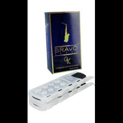 Synthetische Bravo rietjes (5) voor altsaxofoon