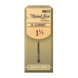 Anches D'addario Mitchell Lurie Premium clarinette si b