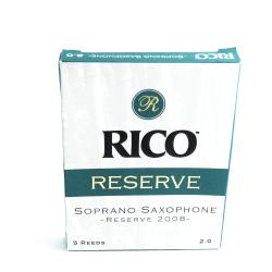 Anches D'addario Reserve saxophone soprano (5)