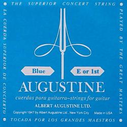 Cordes Augustine Blue guitare classique