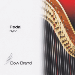 Cordes Bow Brand Nylon pour harpe à pédale