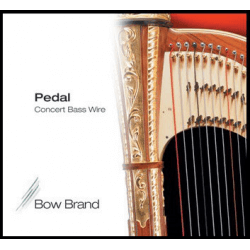 Bow Brand Metal pedal harp strings