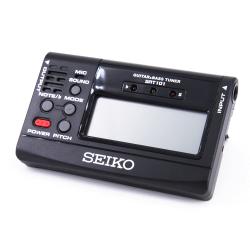 Bas/Gitaartuner Seiko SAT-101