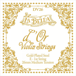 Corde mi LaBella d'Or pour violon