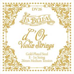 Corde mi LaBella d'Or pour violon