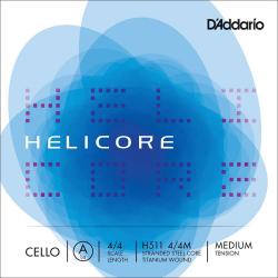 Cordes D'addario Helicore violoncelle