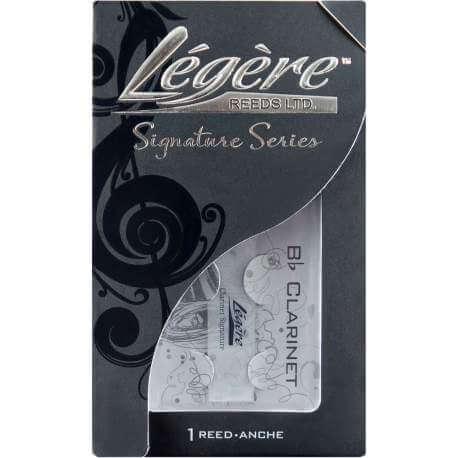 Anche (1) Légère Signature clarinette si b