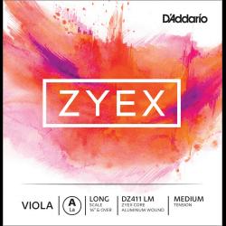 Cordes D'addario Zyex alto