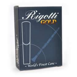 Anches Rigotti Gold Classic clarinette si b