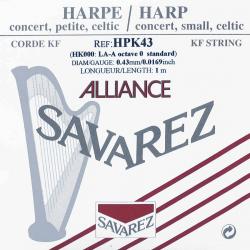 Savarez KF harp strings