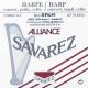 Cordes Savarez KF pour harpes