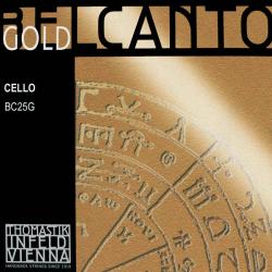 Cordes Thomastik BelCanto Gold violoncelle