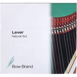 Bow Brand Gut celtic harp strings