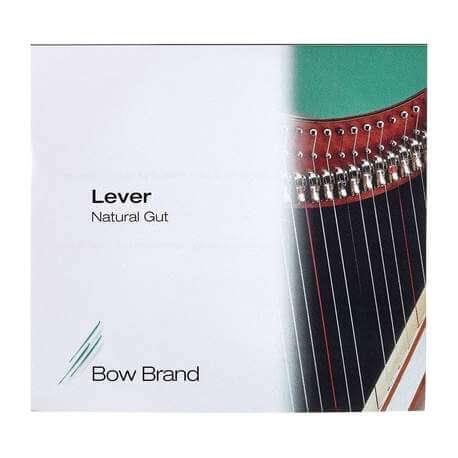 Cordes Bow Brand Boyau pour harpe celtique