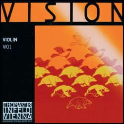 Cordes Thomastik Vision pour violon 4/4
