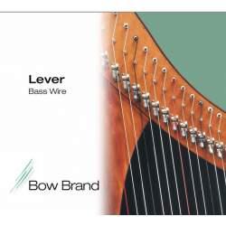 Cordes Bow Brand Métal pour harpe celtique