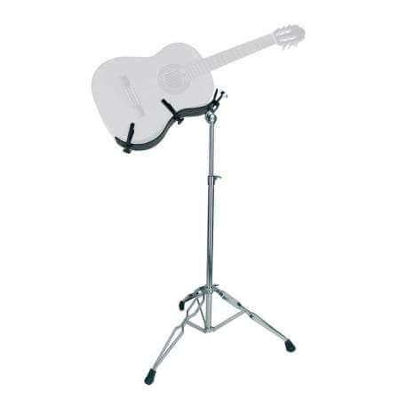 Stand position de jeu pour guitare classique