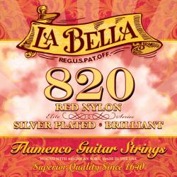 Snaren set La Bella 820 Flamenco