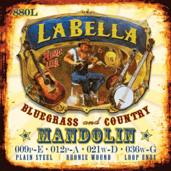 Jeu LaBella pour mandoline