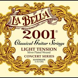 Jeu LaBella 2001 pour guitare classique