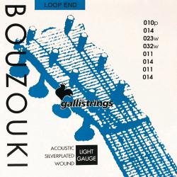 Jeu (8) Galli B70 pour bouzouki