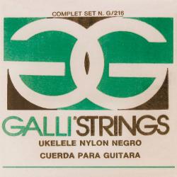 Jeu Galli pour ukulele