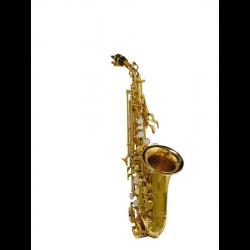 Saxophone soprano courbé Stewart Ellis 700-LC