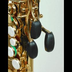 Rehausseur de clés pour saxophone