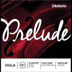 Jeu D'addario Prelude pour alto