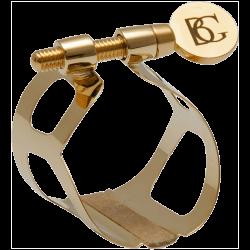 Ligature BG Tradition plaquée or pour clarinette