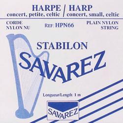 Cordes Savarez Nylon (octave 2) pour harpe celtique