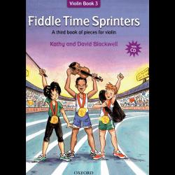 Fiddle Time Sprinters violon 3
