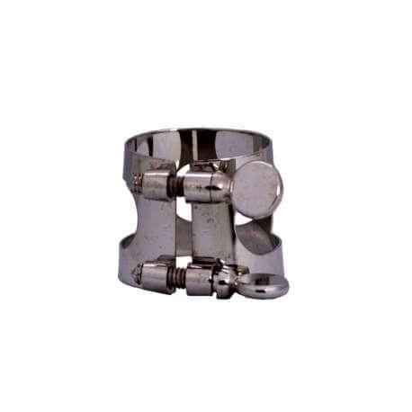 Ligature métal pour clarinette