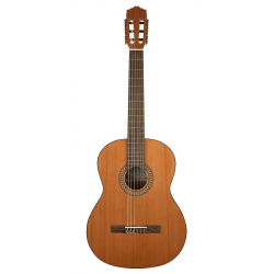 Salvador Cortez CC-22 classical guitar (4/4 to 1/2)