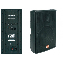 """Enceinte de sono active Gatt Audio 15"""" 300W"""