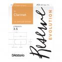 Anches D'addario Reserve Evolution clarinette si b (10)